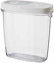 IKEA 365+ - Boîte avec couvercle, transparent,