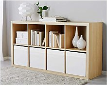 Ikea DRÖNA Lot de 4 boîtes de rangement Blanc 33