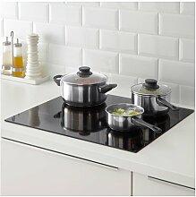 Ikea Marmite Annons Lot de 5 casseroles en acier