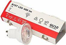 IKEA Ryet Lot de 3 ampoules LED GU10 400 lm