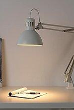 IKEA TERTIAL Lampe de travail Gris foncé A++