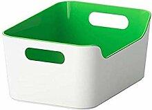 Ikea Variera 003.320.14 Boîte Vert 24 x 17 x 11 cm