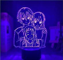 Ilight Gift Store Anime Led Light Sword Art Online