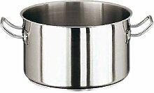ilios 227798710 Marmite en acier inoxydable 15,40