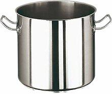 ilios KochKunst 227798700 Marmite en acier