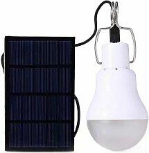 Ilovemono Ampoule solaire portable LED lumière