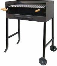 IMEX EL ZORRO M263279-Barbecue à Charbon avec