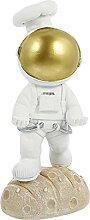 IMIKEYA Lunettes Présentoir Astronaute Figurine