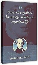 Immanuel Kant Posters classiques avec citations