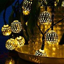Imperméables à l'eau 20 LED Fée Lanterne