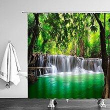 Impression 3D Nature Forêt Bambou Plante Paysage