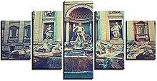 Impression sur Toile Art l'image - Decoration