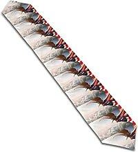 Inaayayi Chemin de table Eagle Drapeau américain