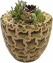 India Meets India Pot de fleurs design en