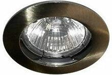 Indigo - Spots bronze antique - Spot fixe Bronze