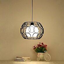 Industrielle Suspension Luminaire Vintage Lustre