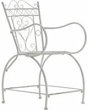 Inedit chaise de jardin, de salon exterieur en fer
