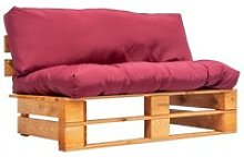 Inedit sièges de jardin gamme canberra canapé de