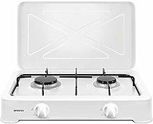 INFINITON Cuisinière à gaz portable GGP-W2 (2