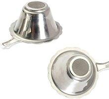 Infuseur à thé à mailles fines en acier