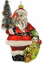 Inge's Christmas Boule en verre soufflé