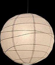 INJUICY Japonais Papier Lampe Suspensions Lanterne