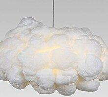 INJUICY Moderne Nuage Lampe Suspensions Lustre