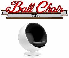 Inside75 - Fauteuil boule, Ball chair coque