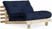 Inside75 - Fauteuil convertible futon RACINES pin