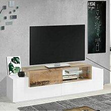 Inside75 - Meuble TV design CORO 160 cm finition
