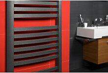 Instalprojekt - Radiateur de salle de bain à eau