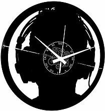Instant Karma Clocks Horloge Murale en Vinyle