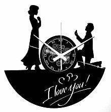 Instant Karma Clocks Vinyle Horloge Murale Idée