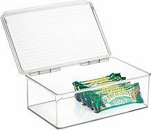 InterDesign Cabinet/Kitchen Binz box rangement,