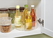 InterDesign Cabinet/Kitchen Binz plateau tournant,
