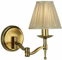 Interiors 1900 - Applique articulée 1 ampoule