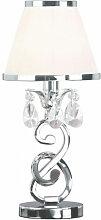 Interiors 1900 - Lampe de table Oksana, nickel