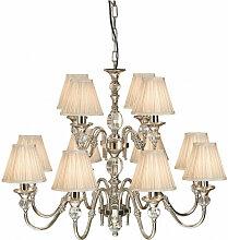 Interiors 1900 - Suspension 12 ampoules Polina,