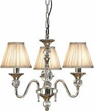 Interiors 1900 - Suspension 3 ampoules Polina,