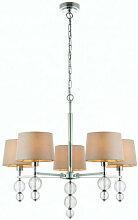 Interiors 1900 - Suspension 5 ampoules Darlaston,