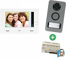 Interphone video KIT MINI NOTE Callme - 1722/85W -