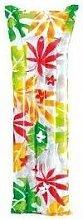 Intex - Matelas gonflable floral - L 183 x l 69 cm