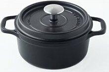 INVICTA Cocotte ronde - Ø 32 cm - Noir - Tous