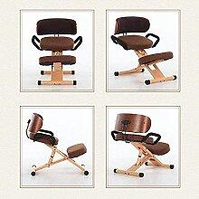 IOUYRRN Chaise de Bureau Chaise à Genoux avec