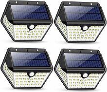 iPosible Lampe Solaire Extérieur[4 Pack 2000