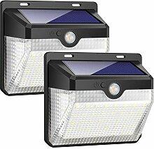 iPosible Lampe Solaire Extérieur [éclairage de