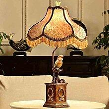 IREANJ Lampes de table, personnalité simple lampe