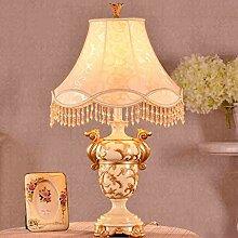 IREANJ Lampes de table, personnalité simple style
