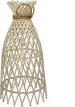 Irene - Lanterne à suspendre en bambou L