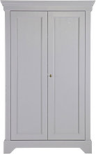 Isabel - Armoire classique pin massif